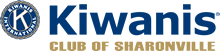 Kiwanis Club of Sharonville logo
